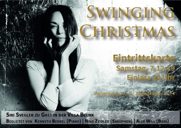 Swinging Christmas Eintritt